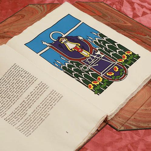 The Major Arcana of the Tarot as described by P.D. Ouspensky