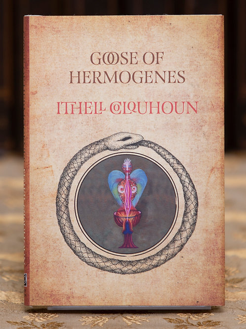 Goose of Hermogenes - Ithell Colquhoun