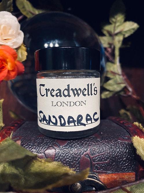 Sandarac  (incense resin)