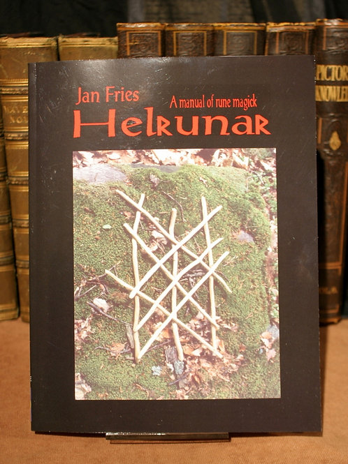 Helrunar - Jan Fries