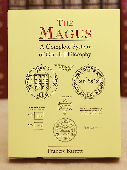 The Magus [Grimoire]