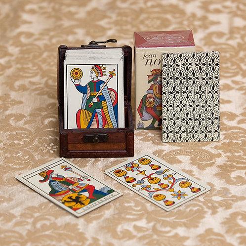 Noblet Tarot Deck - Flornoy