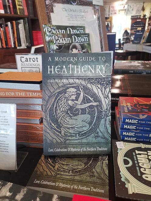 A Modern Guide to Heathenry - Galina Krasskova