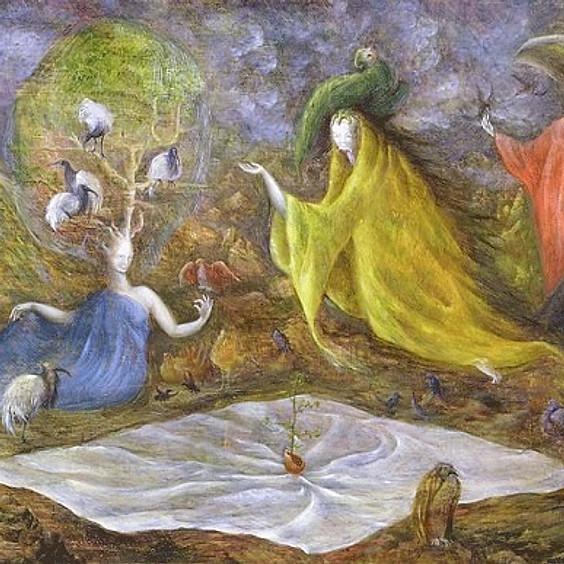 Postponed - Ecology of Spirits
