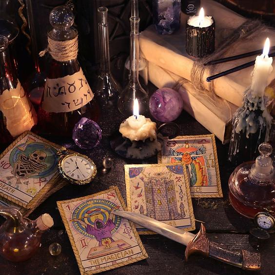 Tarot Magic Workshop III: Tarot Angels and Spirit Guides