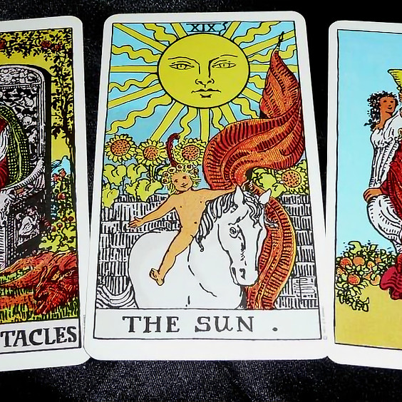 SOLD OUT Tarot Cards Introduced