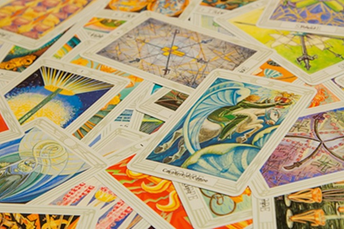 SOLD OUT  Thoth Tarot Introduced