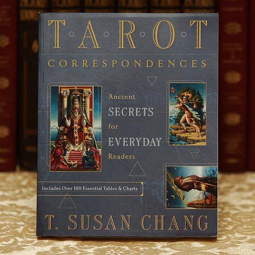Tarot Correspondences - T. Susan Chang