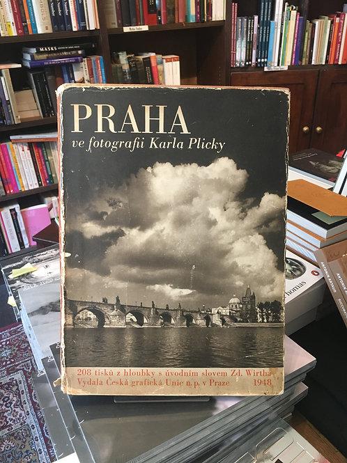 Praha ve fotografii Karla Plicky [Prague, CzechRepublic]