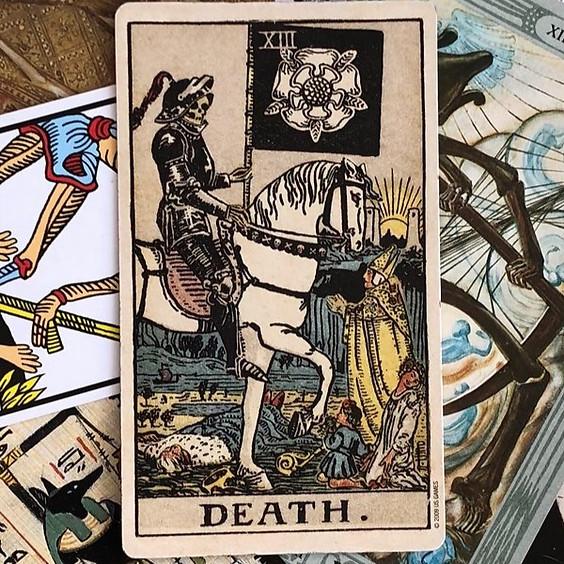 Bookings Paused - Tarot: the Dark Cards