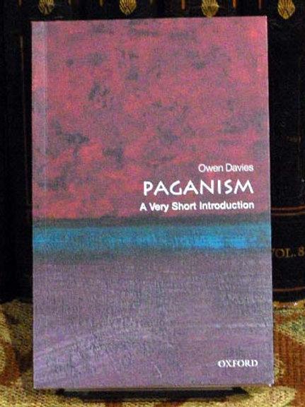 Paganism: Very Short Introduction - Owen Davies