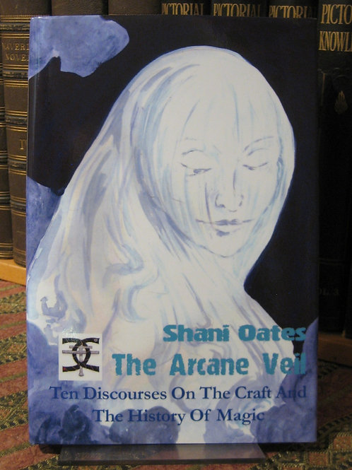 The Arcane Veil - Shani Oates