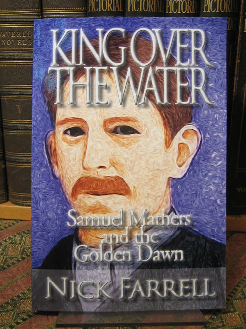 King Over The Water - Nick Farrell