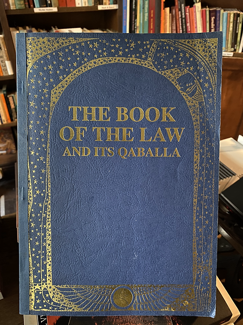 The Book of the Law and its Qaballa