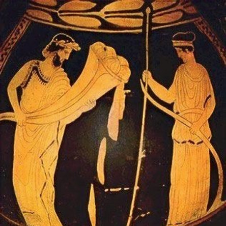 'Birth of the Greek Gods' I - Four-week Course