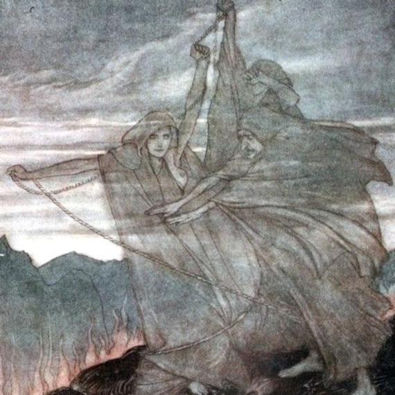 Seidr,  A Northern European Shamanism - Lecture