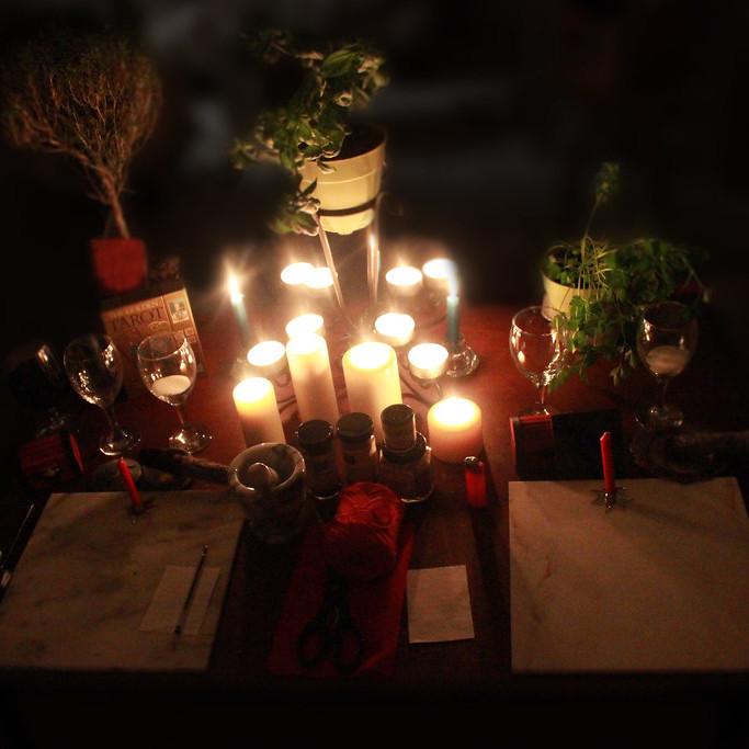Designing Magical Ritual -Workshop