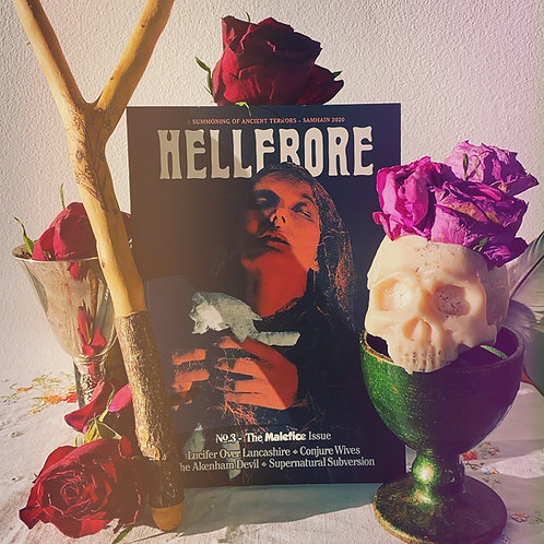 Hellebore Zine - The Malefice Issue