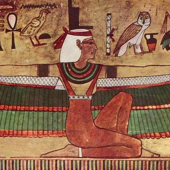 Ancient Egyptian Gods and Magic - Workshop