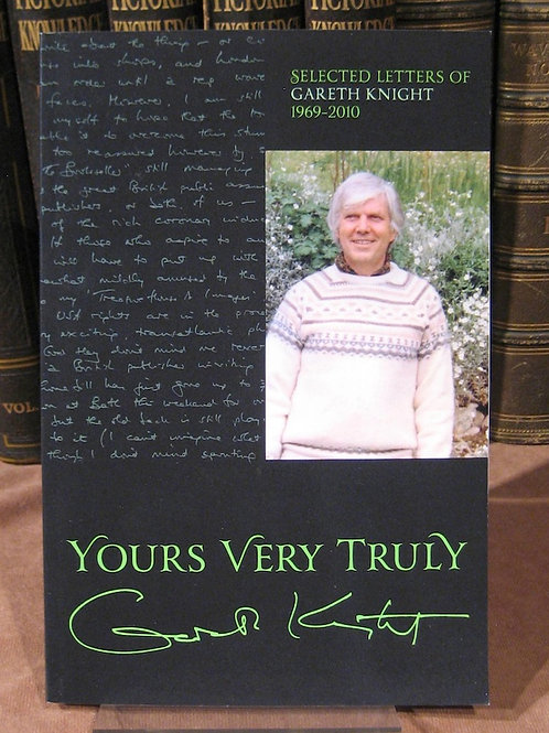 Yours Very Truly - Gareth Knight