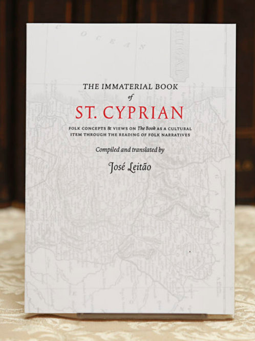 The Immaterial Book of St. Cyprian [Grimoire]