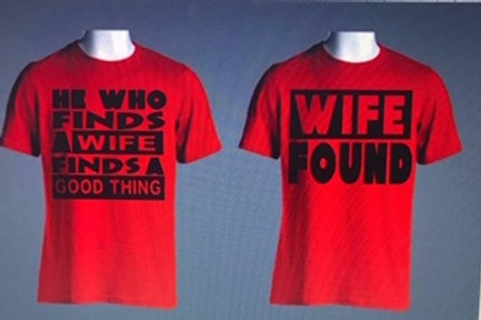 He Who Finds A Wife and Wife Found