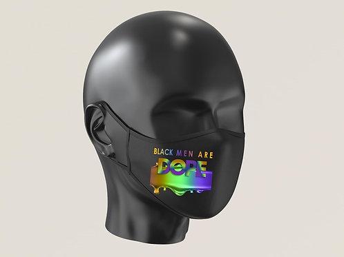 Black Men Are Dope Mask
