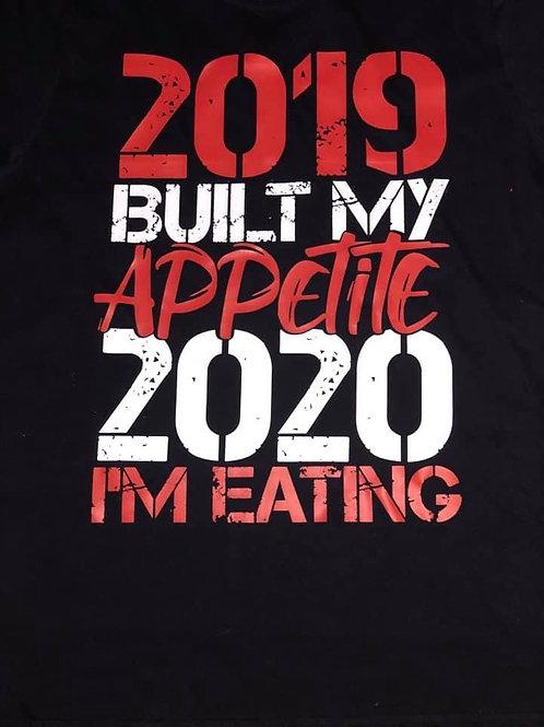 2019 Built My Appetite