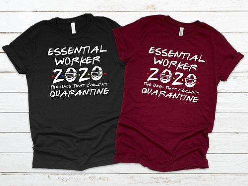 Essential Worker 2020
