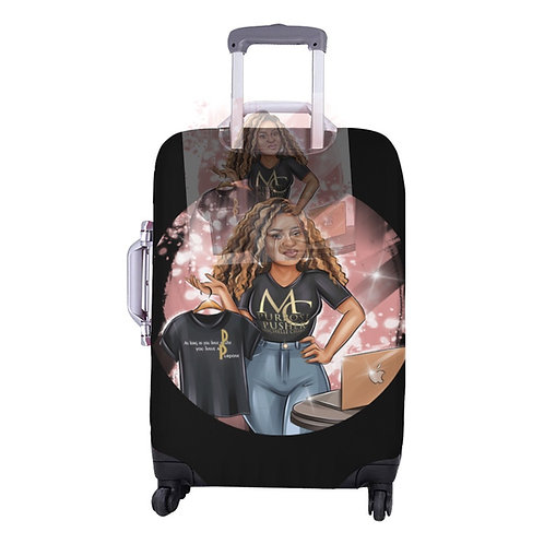 "Custom Medium Luggage Cover 22"" - 25"""