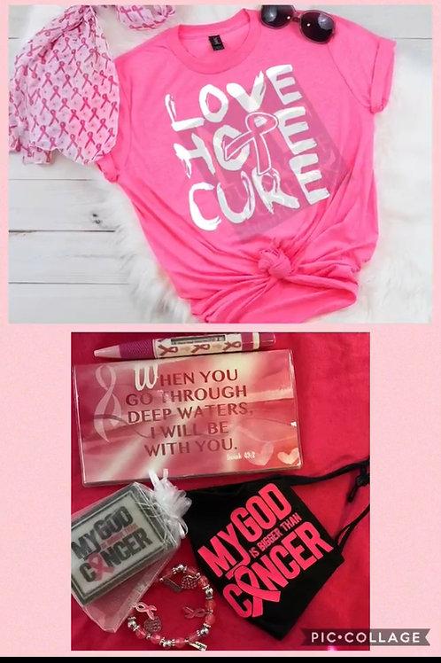 Breast Cancer Awareness Hope Bundle