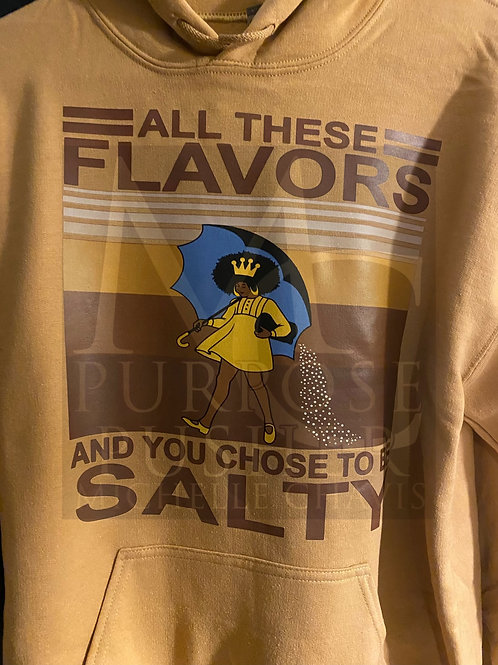 All These Flavors Hoody