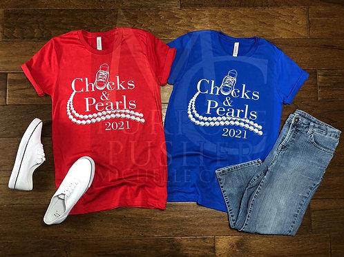 Chucks & Pearls