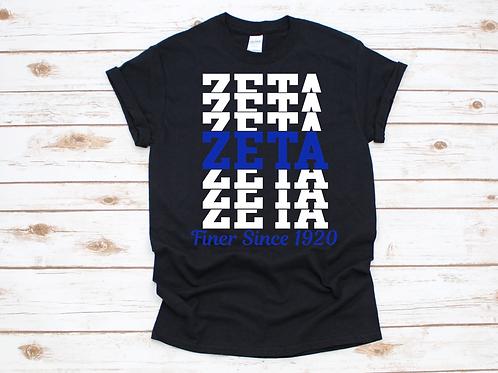 Zeta Sorority Split