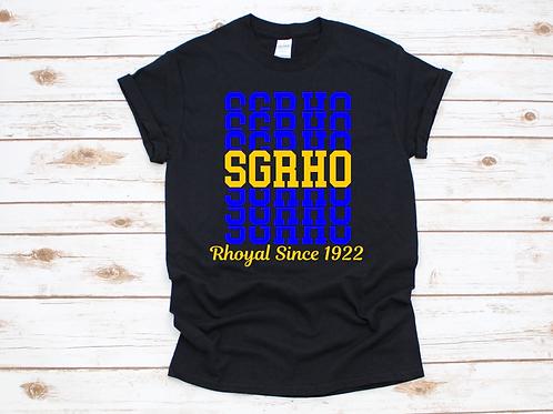 SGRHO Sorority Split