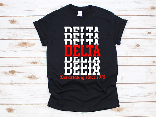 Delta Sorority Split
