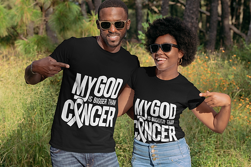 My God Is Bigger Than Cancer