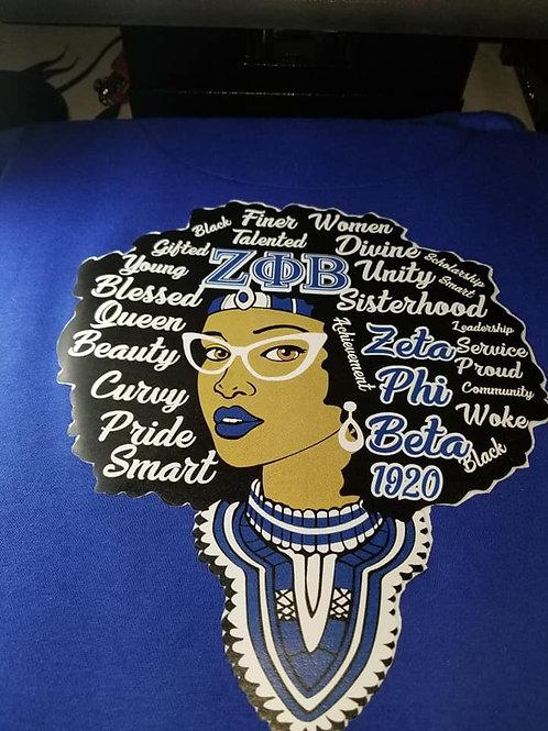 Zeta Afro Sister