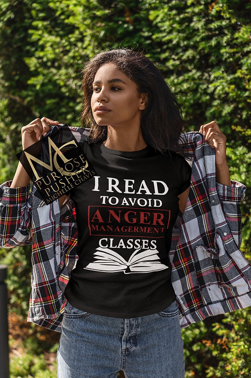 I Read To Avoid Anger Management Classes