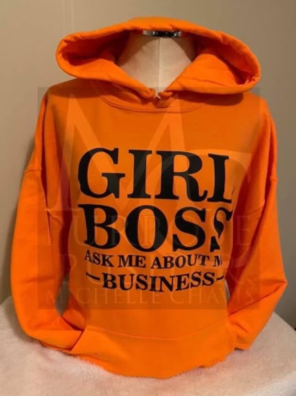 Girl Boss Ask Me About My Business