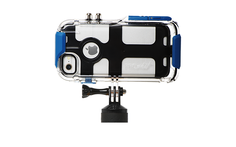 ProShot Touch for iPhone 6, 6s, 7, 8, and SE (2020) with Floating Hand Grip