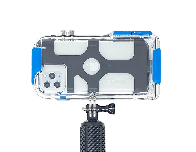 ProShot Touch for iPhone 12 & 12 Pro with Floating Hand Grip
