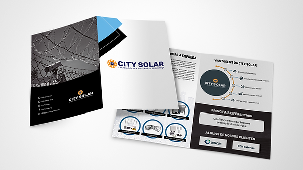 portfólio city solar