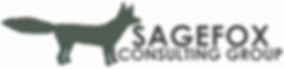 SageFox Long Logo on Transparent Backgro
