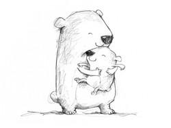 pair of bears