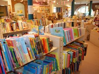 Celebrating Independent Bookshops