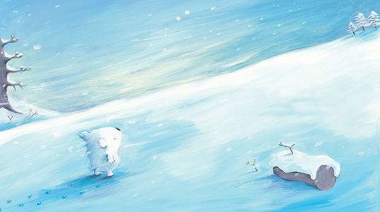 Snow Bear by Tony Mitton and Alison Brown