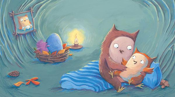 Little Owl's Egg by Debi Gliori and Alison Brown
