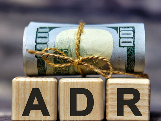 Arbitragem e American Depositary Receipts - ADRs