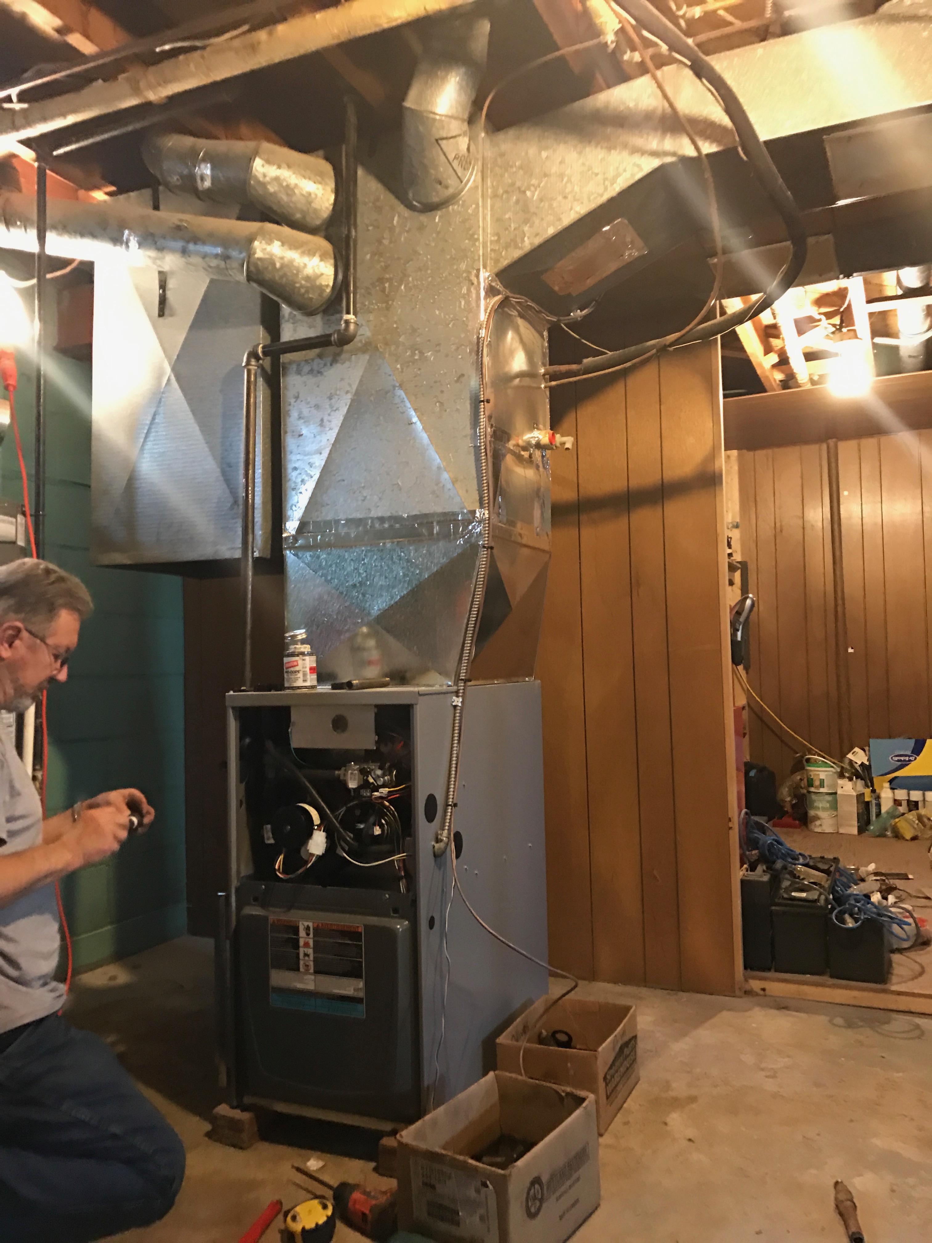 Gas Furnace 3 - Dugard Plumbing, Heating & Cooling